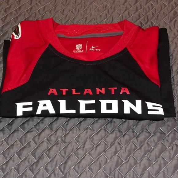 atlanta falcons men's shirts